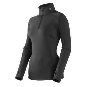 Mountain Hardwear Women Power Stretch Zip Tee Sports