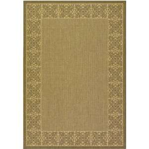 Couristan   Recife   Summer Chimes Area Rug   53 x 76