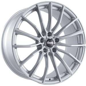 Advanti Racing Lupo 19x8.5 Silver Wheel / Rim 5x120 with a 40mm Offset