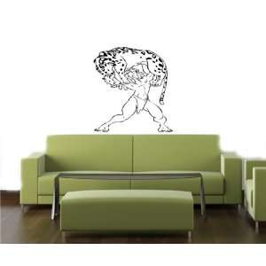TARZAN DISNEY Wall MURAL Vinyl Decal Sticker