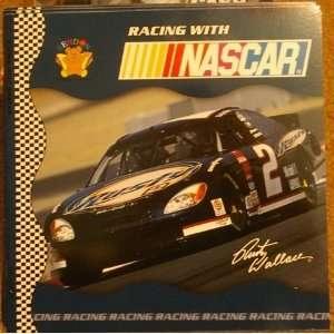 Racing with NASCAR   Rusty Wallace (Paperback) Everything