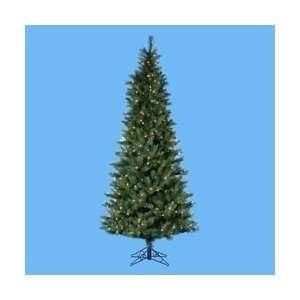 Pre Lit Designer Series Classic Green Christmas Tree