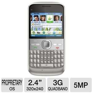 Nokia E5 Unlocked GSM Cell Phone Electronics
