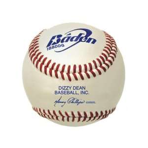 Dean League Youth Baseballs (DZ) WHITE (DOZEN)