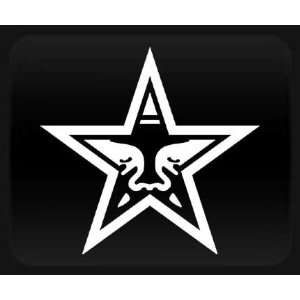Obey The Giant Star White Sticker Decal Automotive