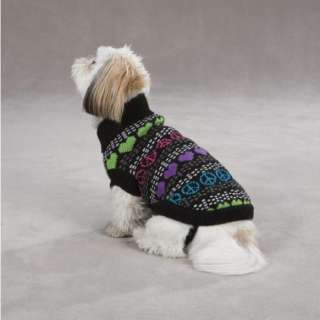 Peace Sign Tees, Hoodies & Sweaters for Dogs 8 Sizes