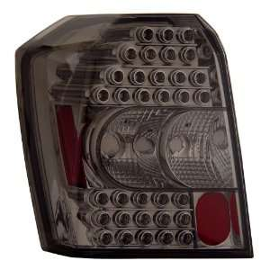 2007 2010 Dodge Caliber Led Tail Lights Smoke Automotive