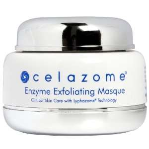Celazome Clinical Skin Care Enzyme Exfoliating Masque 1.7