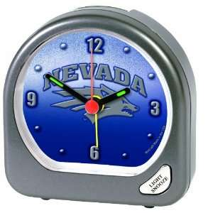 NCAA Nevada Wolf Pack Alarm Clock