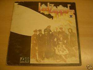 Led Zeppelin   Led Zeppelin II   Plum Label /Lemon Song