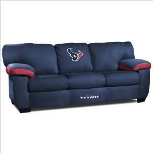 NFL Houston Texans Classic Sofa