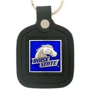 NCAA Leather Key Ring   Boise State Broncos