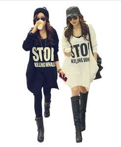 2011 Korean Fashion Hot Autumn Winter Cape Long Sleeve Big Size Tops