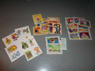 26 Doug Rugrats Ren & Stimpy Topps Trading Cards 1993 Tattoos