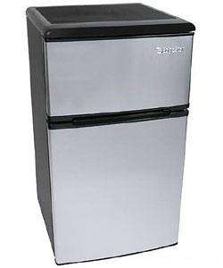 EdgeStar CRF320SS 3.2 cubic foot Compact Fridge/ Freezer