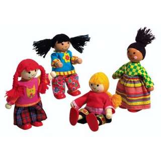 The Original Toy Company Maggies Friends Dolls