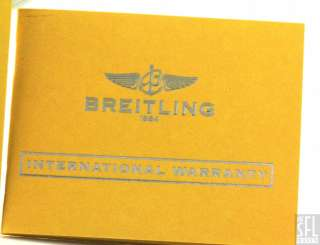 BREITLING WINDRIDER CHRONOMAT EVOLUTION J1335611 18K WG LIMITED MENS