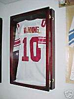 Football / Baseball / Hockey Jersey Display Case CJ