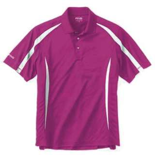 New PING 2012 Mens Groove Polo Golf Shirt   Dark Berry   11F1791