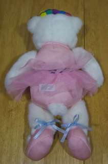 Crayola TEDDY BEAR BALLERINA 15 Plush Stuffed Animal
