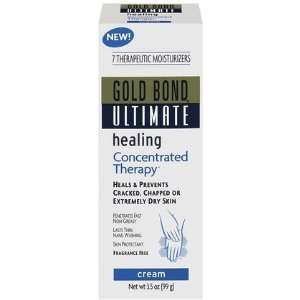 Gold Bond Ultimate Healing Concentrated Therapy Cream 3.5oz (Pack of 4