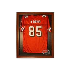 San Francisco 49ers Football Jersey Display Case Cabinet