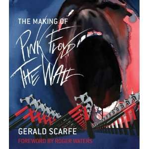 The Making of Pink Floyd The Wall [Paperback] Gerald Scarfe Books
