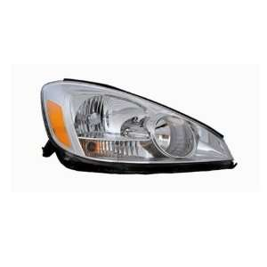 Toyota Sienna Passenger Side Replacement Headlight