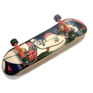 Complete Wooden Fingerboard Devil Lady Fast Shipping Hot