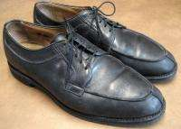 Allen Edmonds Mens Black Oxford Dress Shoes Size 10 1/2