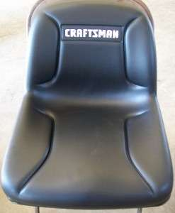 NEW CRAFTSMAN RIDING LAWN MOWER GARDEN TRACTOR SEAT