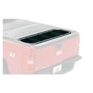 Bestop 42790 01 BestRail Black Tonneau Cover Storage Tray