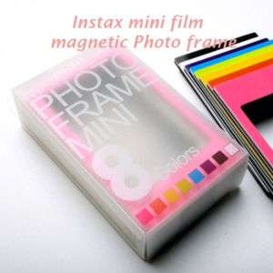 New Magnetic Photo Frames Pictures for Instax mini Film