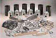 ISUZU MU 2.8 4JB1 T TURBO DIESEL ENGINE REBUILD KIT