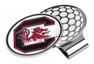 Round Ball Marker Hat Clip South Carolina Gamecocks SC