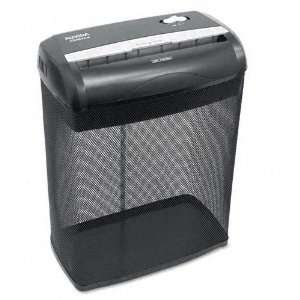 Aurora  Light Duty AS890CM Confetti Cut Shredder, Black