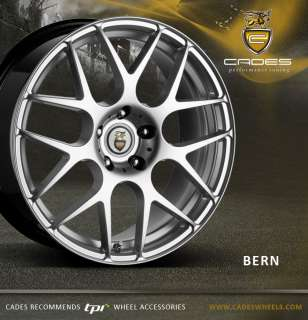 20 CADES BERN staggered alloy wheels for BMW 5 series