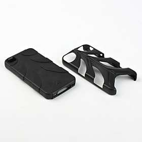 US$ 9.29   Unique Design Hard Back Case iPhone 4 (Cleaning Cloth