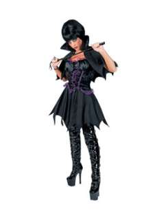 Gothic Vamp  Cheap Gothic/Vampire Halloween Costume for Women