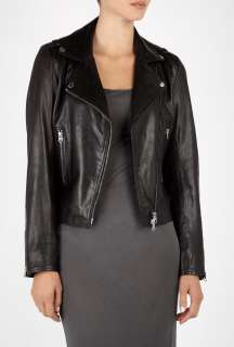 Paul & Joe Sister  Black Biker Jacket by Paul & Joe Sister