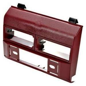 /gmc Truck In dash Red Cd Player Mounting Kit