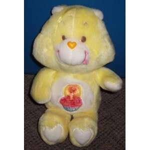 1984 Kenner Care Bears 13 Plush Birthday Bear
