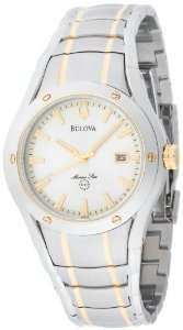 Bulova Mens 98H49 Marine Star Calendar Watch Watches