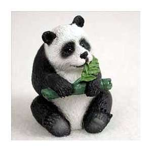 Panda Bear Miniature Figurine