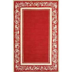 Sawgrass Mills Grace Garnet Rug   Medium 5x8