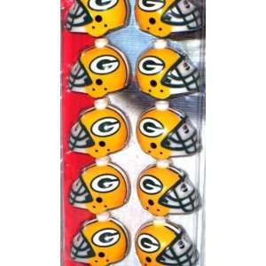 2 Sets Green Bay Packers Christmas Lights