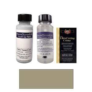1 Oz. Charcoal Gray Pearl Metallic Paint Bottle Kit for