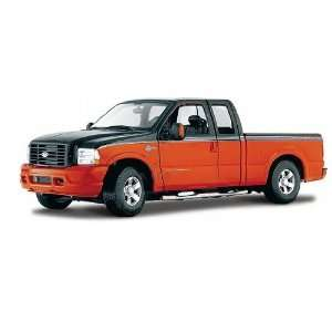 Maisto   Ford F350 Harley Davidson Super Duty Pick up Truck