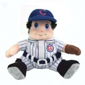 Chicago Cubs MLB Plush Team Mascot (9 inch) Sports