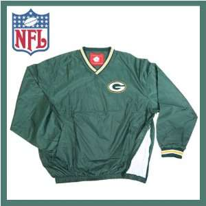 Brand New NFL Green Bay Packers Mens Green Jacket